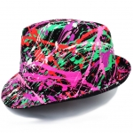 headwear-splatter-trilby-black-coral-red-emerald-green-purple-pink-festival-fashion-uv-reactive-4_1024x1024