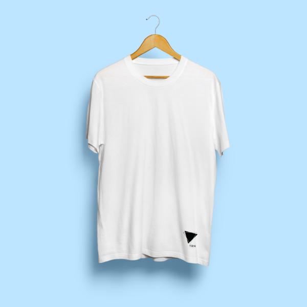 TRN front white