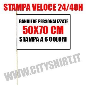 BANDIERE CITYSHIRT.IT 50X70
