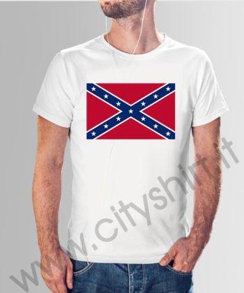 shirt bandiera sudista