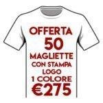50 magliette